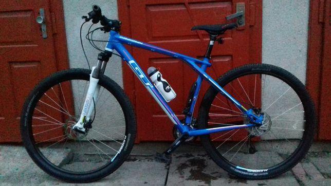 Велосипед GT karakoram синий