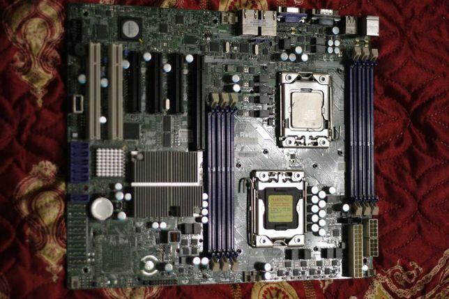 Supermicro X8DTL LGA1366 ATX под Xeon 5680