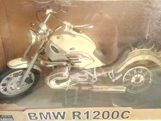 Mota BMW de coleção