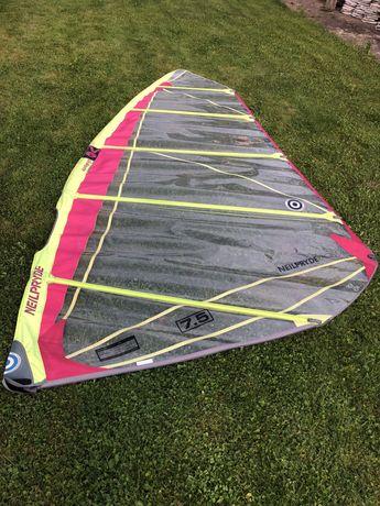 Żagiel do windsurfingu neilpryde racing v6 ck45 7,5m