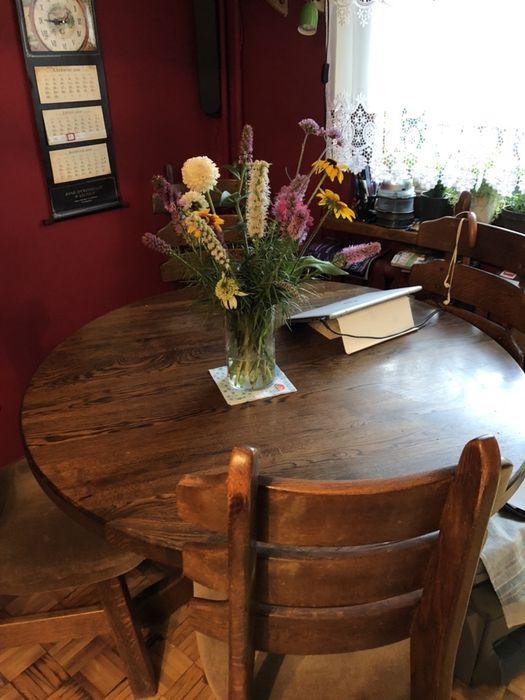 Stół z krzesłami Legnica - image 1