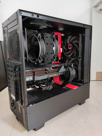 PC RTX 3080, Ryzen 5800X, 16GB RAM, 1TB NMVe