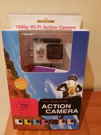 Action Camera Full HD Waterproof 30M