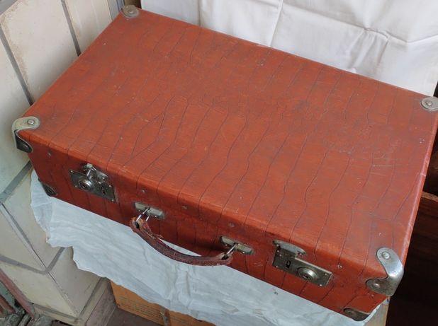 Вінтажна валіза, 1960-70-ті роки. 54х32х15