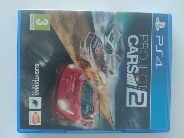 Project cars 2 PS4/PS5