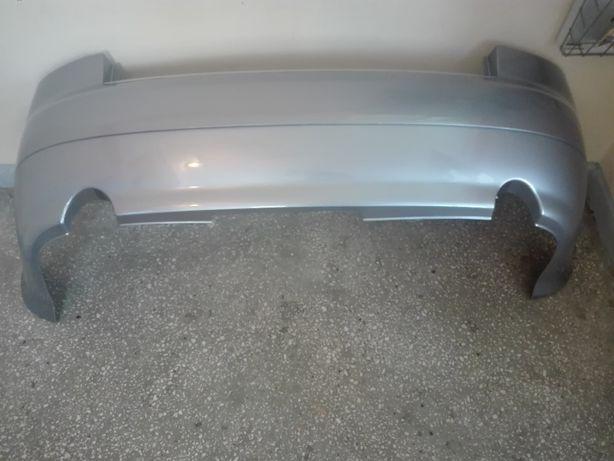 Zderzak tył Audi a4B6 SEDAN 1.8t (2 wydechy)