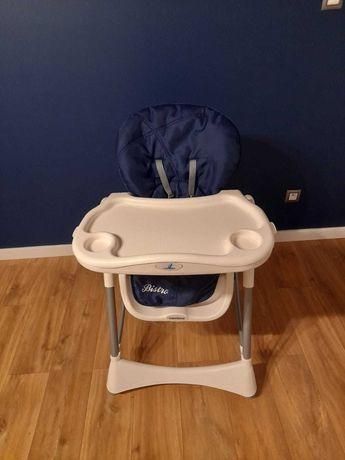 Krzesełko do karmienia-firma Caretero Bistro
