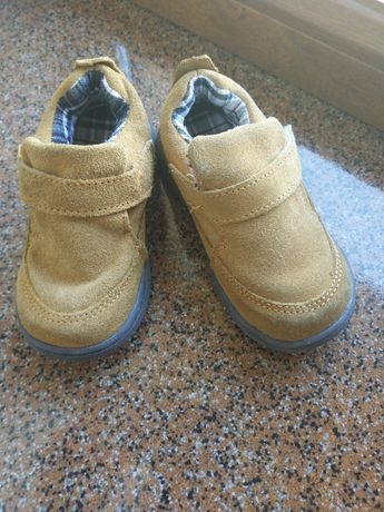 Детские туфли утепленные