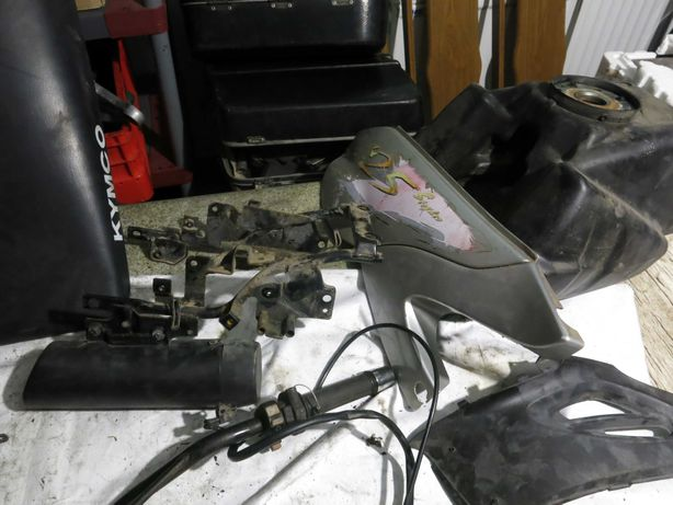 Części Kymco Stryker 125