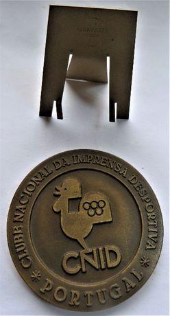 """""""XX Aniversário do CNID"""" Clube Nacional da Imprensa Desportiva"""