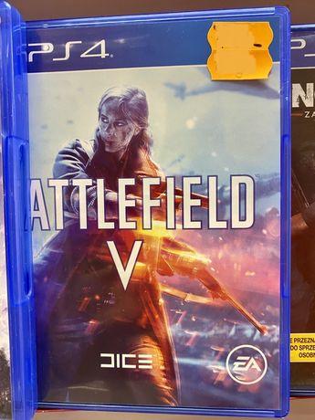 Battlefield V 5 PL PS4 *Sklep Bytom