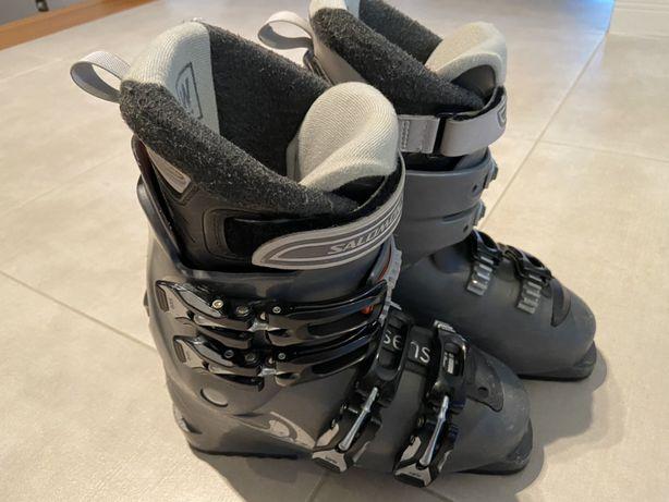 Buty narciarskie Salomon 24,5