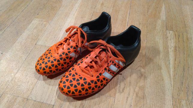 Buty piłkarskie Adidas Ace 15.1 FG/AG Lanki Korki rozm. 38 2/3, 24.5cm