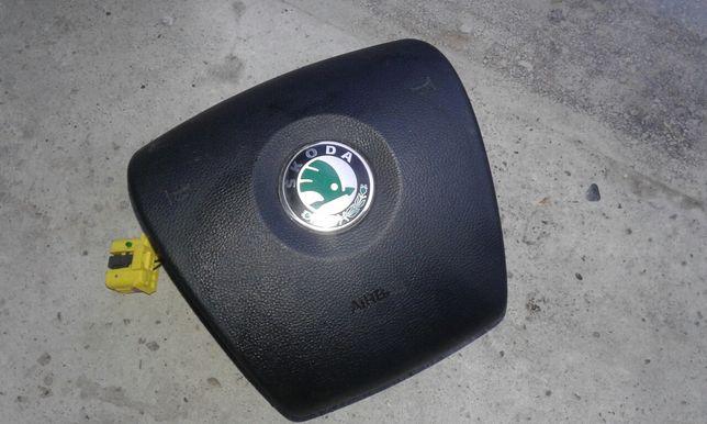Poduszka airbag Octavia 2 Fabia roomster