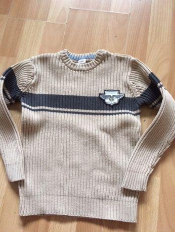 NOWY sweter bawełna 100% C&A rozm. 122