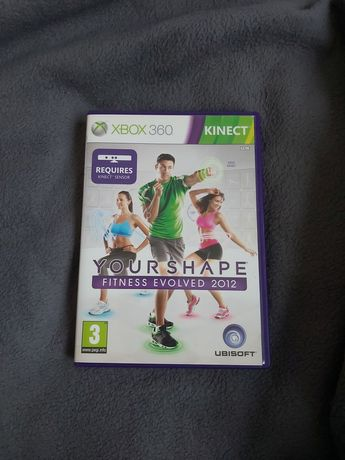 Płyta sportowa Xbox 360