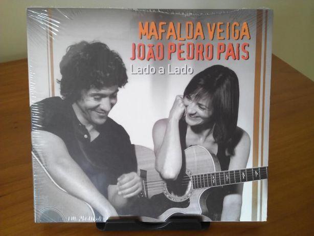 CD João Pedro Pais e Mafalda Veiga - Lado a Lado (NOVO!!)