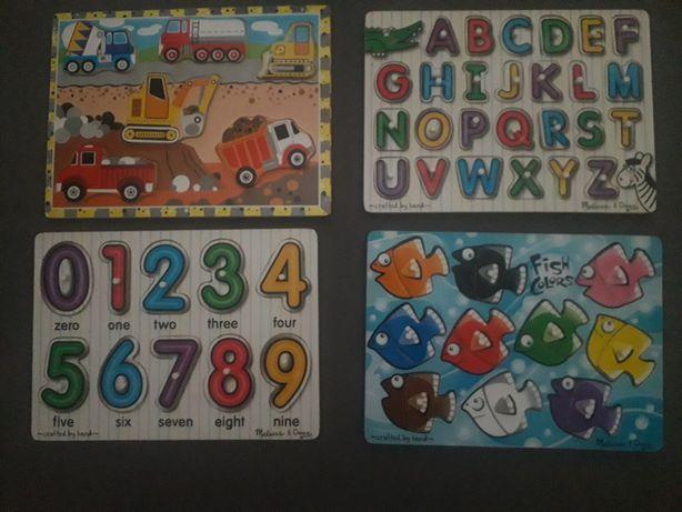 puzzle układanki