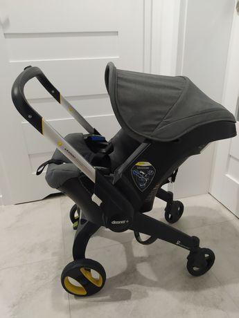 Doona + nosidełko wózek fotelik samochodowy noworodek niemowlę 2w1