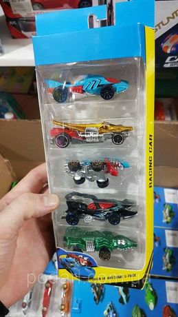 Набор машинок Hot Wheels, 5 машин , Хот вилс машинки Podari.com.ua