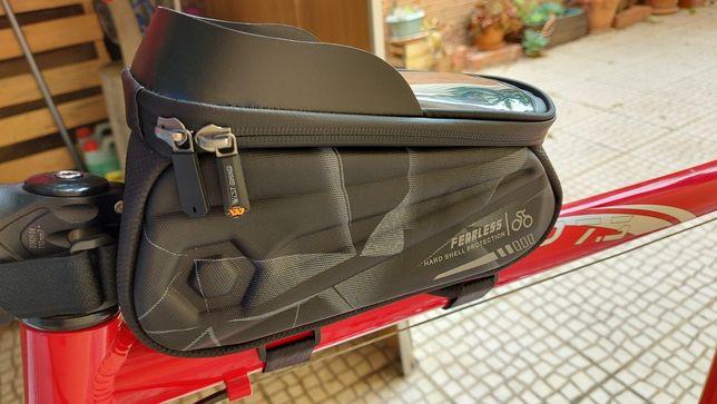"""Bolsa telemóvel para bicicleta 7.0"""""""