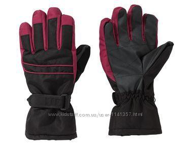 Лыжные перчатки для лыж сноуборда краги Crivit Sports Германия