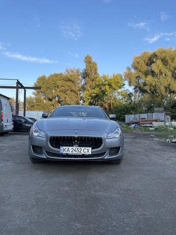 Продам Maserati Quattroporte Q4 3.0 (2013)