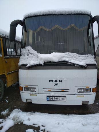 Автобус МАН пассажирский