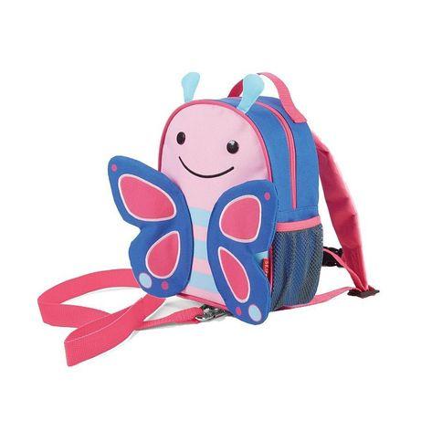 Дитячій рюкзак Skip Hop Zoo Let Butterfly