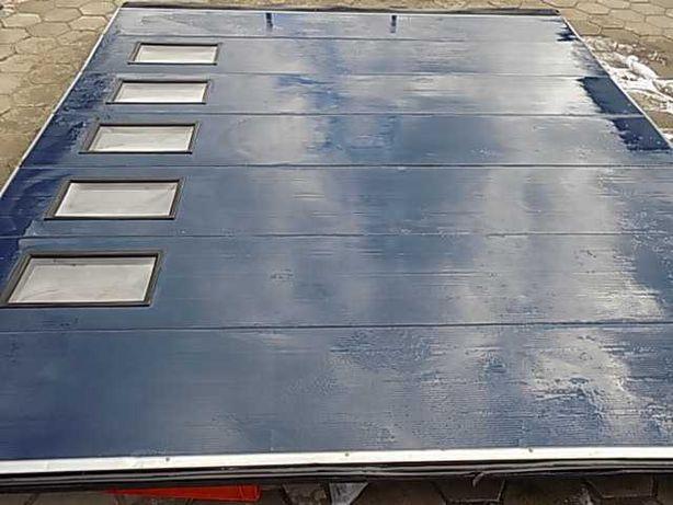 Brama garażowa panelowa , segmentowa 405x418cm