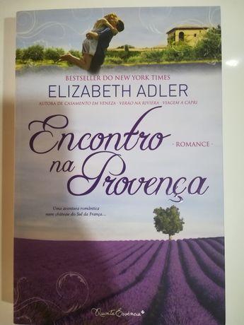 """""""Encontro na Provença"""" de Elizabeth Hadler (NOVO)"""