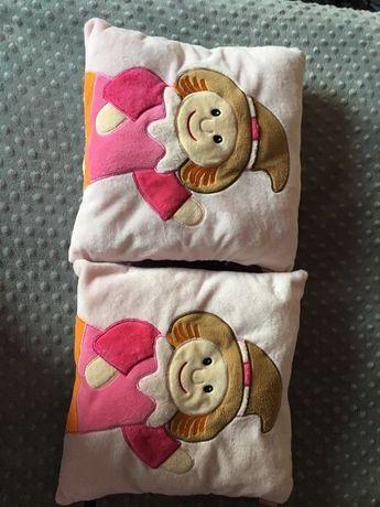 Poduszki dziewczęce