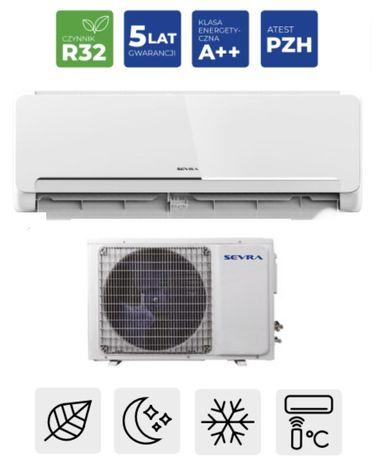 Klimatyzacja z montażem od 2399 Śląsk