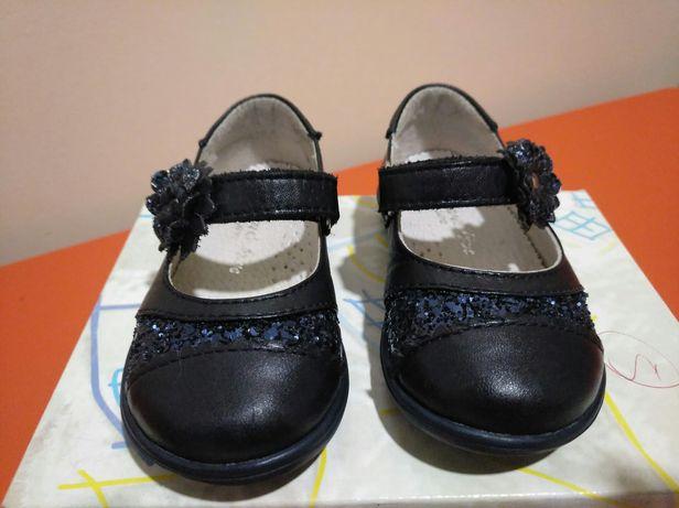Sapato Menina Glitter - Tam.21