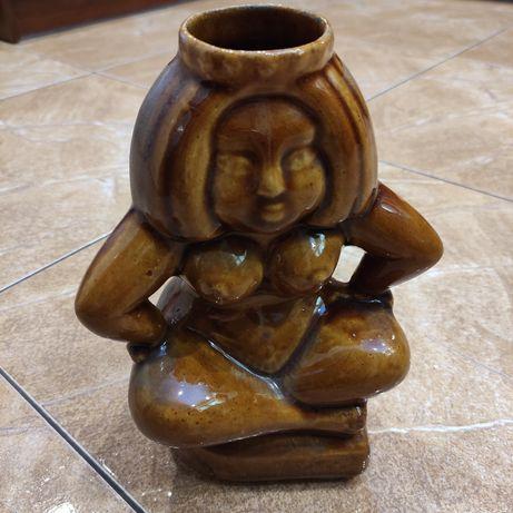 Figurka porcelana PRL