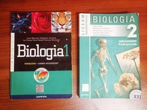 Biologia poziom rozszerzony liceum