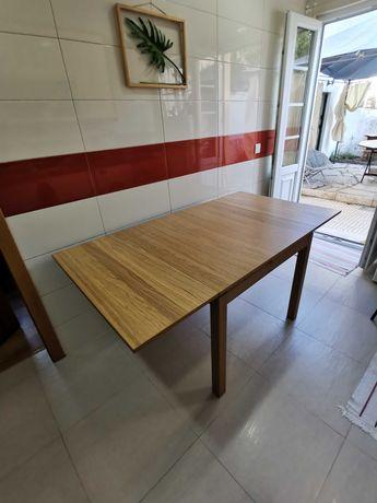 Mesa de Cozinha Extensível IKEA