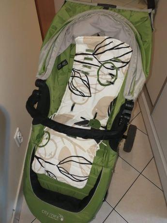 Wózek spacerowy baby jogger city mini