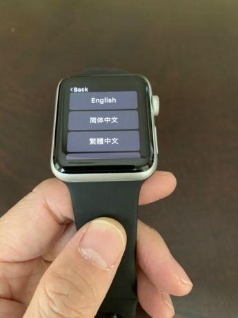 Часы ручные Apple watch 3 42 Sport