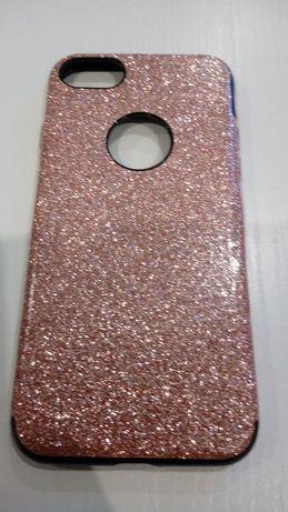 Etui plecy różowozłote dla Apple iPhone 7