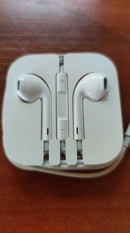 Słuchawki iPhone 5-6 nowe