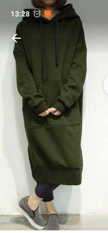 Платье толстовка 400грн 48-50р.