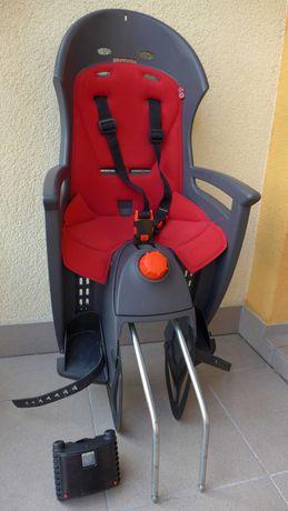 Fotelik rowerowy Hamax Siesta regulowany