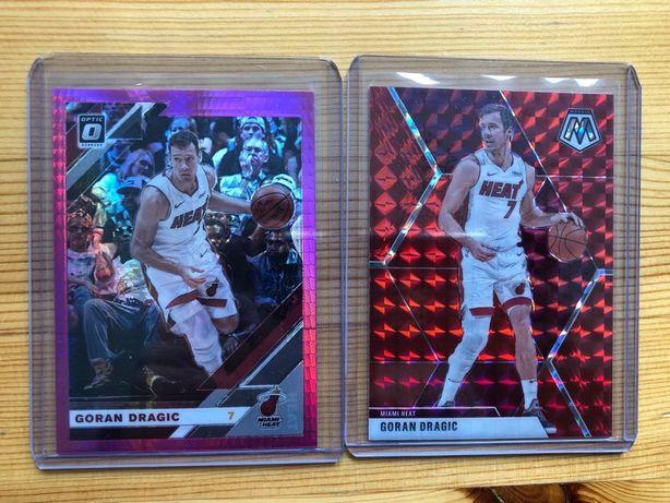 Karty NBA Goran Dragic Miami Heat Optic Mosaic