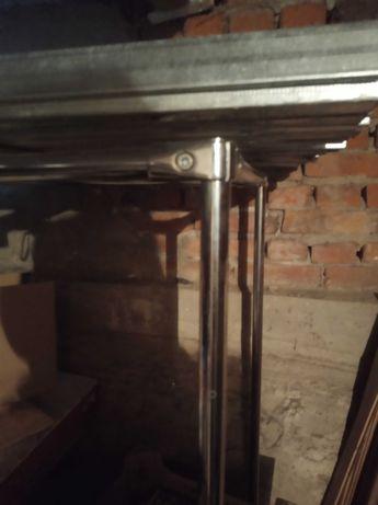 Rurki sklepowe aluminiowe