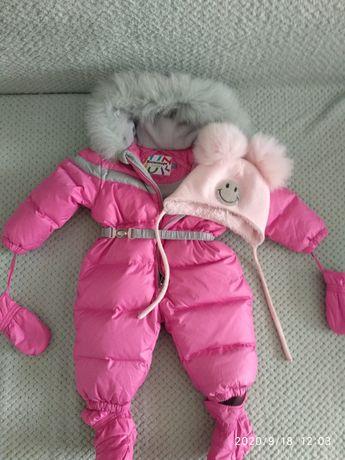 Зимний комбинезон Snowimage