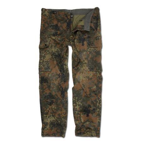 flecktarn брюки Bundes Gr.1 в отл.состоянии. Флектарн армии Бундесвер