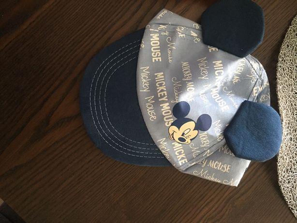 Czapka niemowlęca Mickey