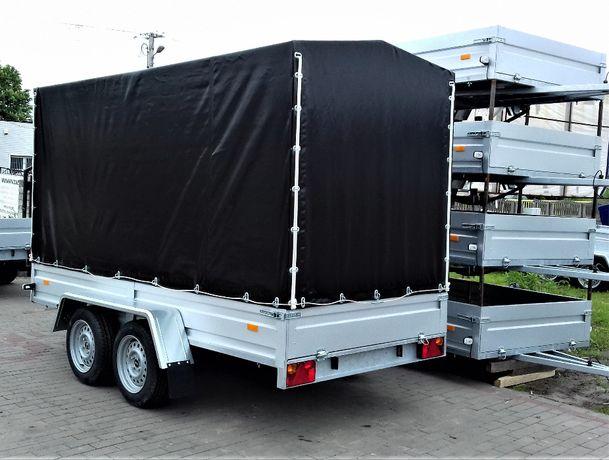 Dwuosiowa 300x150 koła 14C dostawa cały kraj Fracht Victoria Spawana
