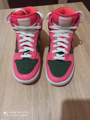 Кроссовки кеды хайтопы Nike adidas Reebok puma 38.5